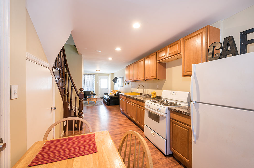 256 Palisade Ave - Kitchen