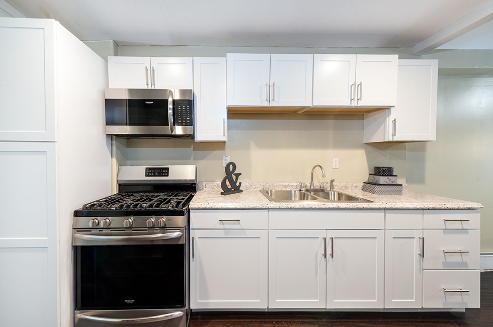 256A Palisade Ave - Kitchen