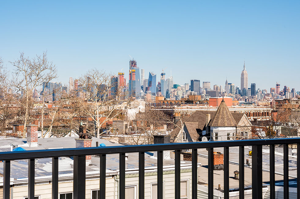 54 Reservoir Ave - Unit 2 Roof Deck