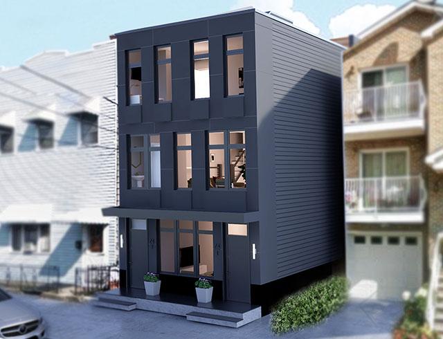 74 Thorne Street - Exterior