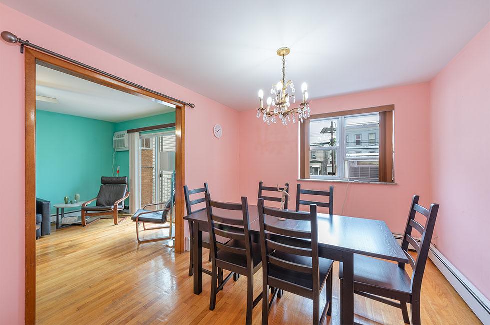 24 Leonard - Dining Room