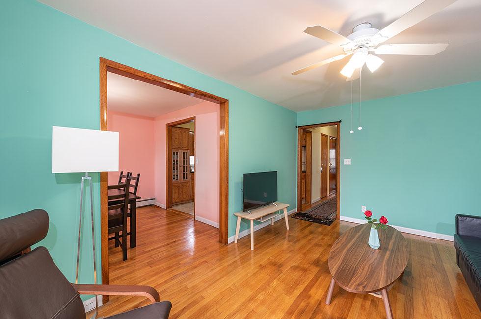 24 Leonard - Living Room