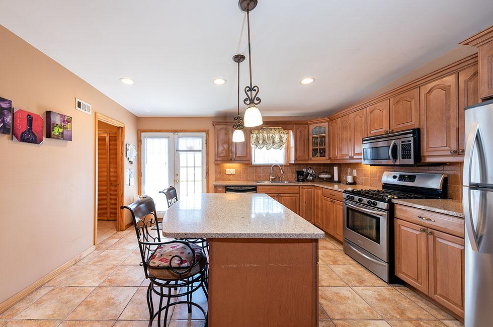 258 Palisade Ave - First Floor Kitchen