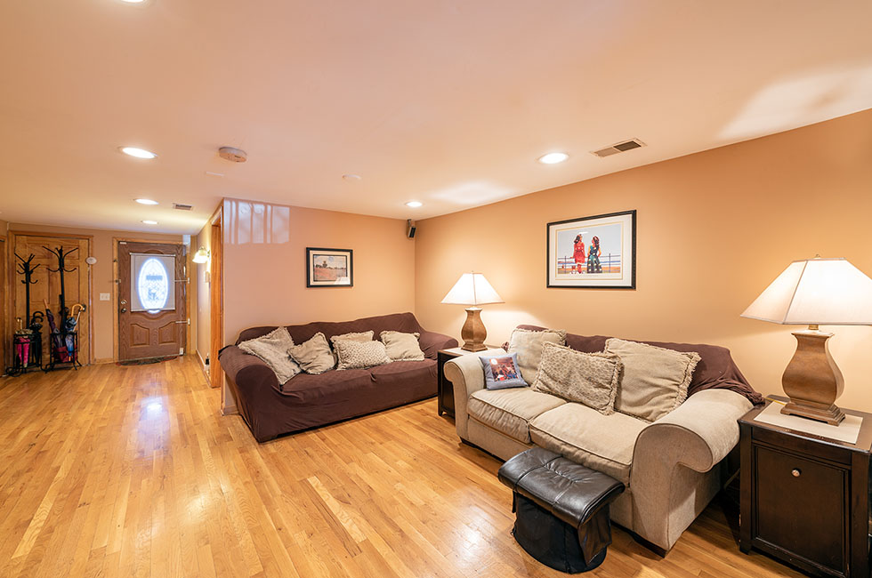 258 Palisade Ave - First Floor Living Room