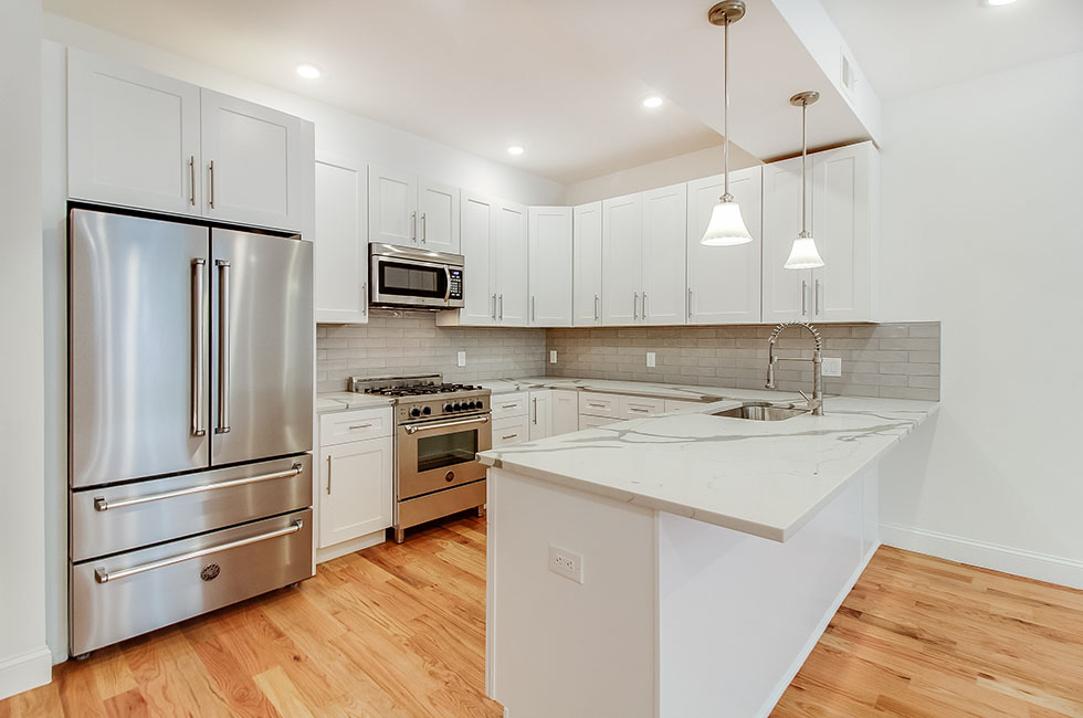 58 Sherman Ave, Unit 1 - Kitchen