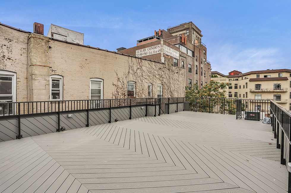 61 Skillman Ave, Unit 3 - Roof Deck