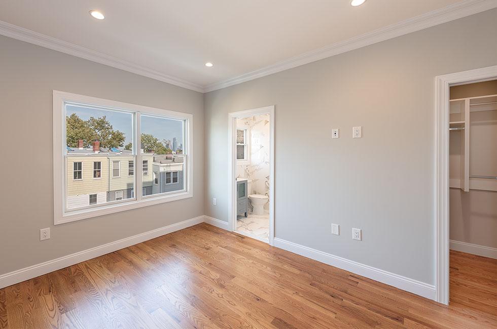 52 Reservoir Ave, Unit 2 - Master Bedroom