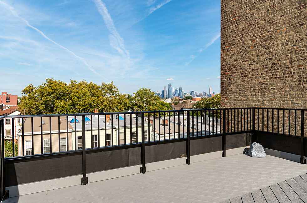 52 Reservoir Ave, Unit 2 - Roof Deck