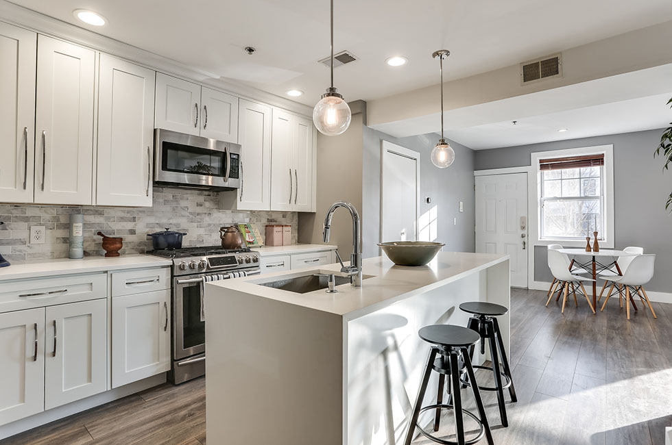 330 4th Street - Kitchen